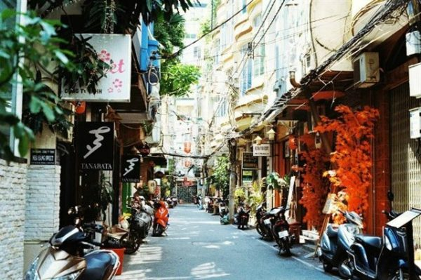 Room for rent at 15A Le Thanh Ton