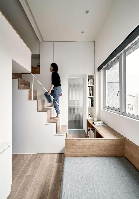 Tư vấn thiết kế căn hộ 22m2