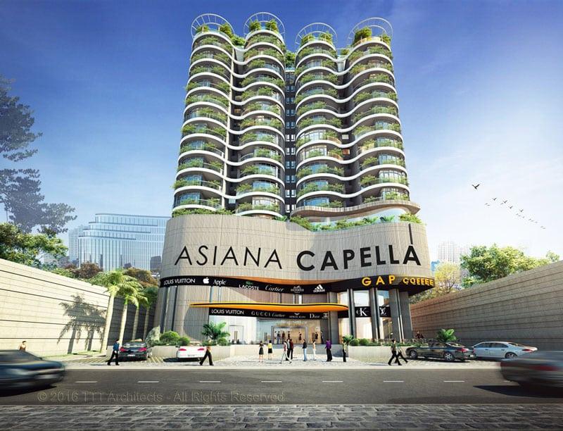Căn hộ Asiana Capella