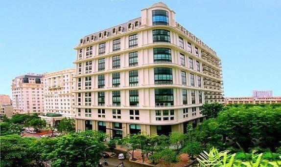 Bán toà nhà mặt tiền Trần Bình Trọng