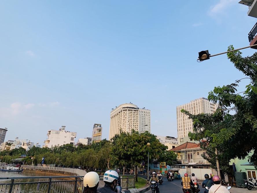 Bán đất mặt tiền Hoàng Sa phường 14 quận 3