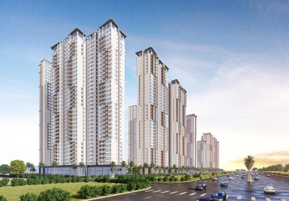 Dự án căn hộ Masterise Homes
